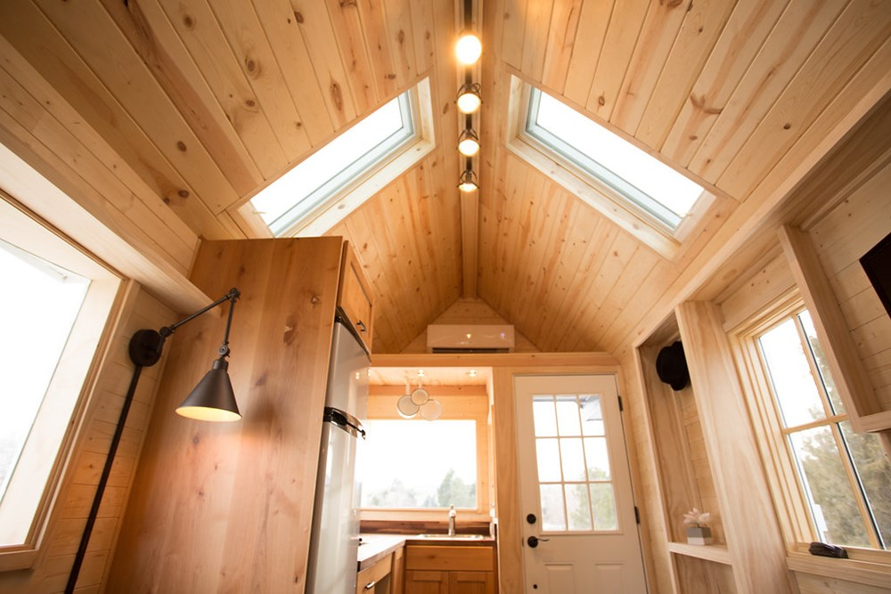 Porchlight from Hideaway Tiny Homes 9