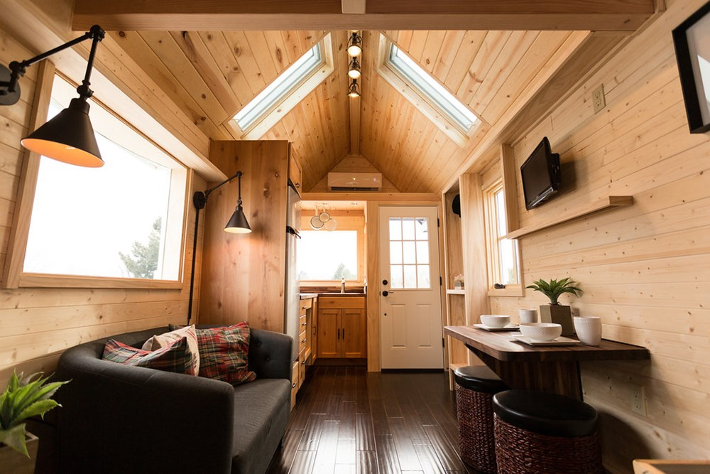 Porchlight from Hideaway Tiny Homes 8