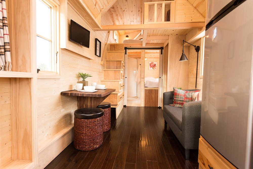 Porchlight from Hideaway Tiny Homes 7