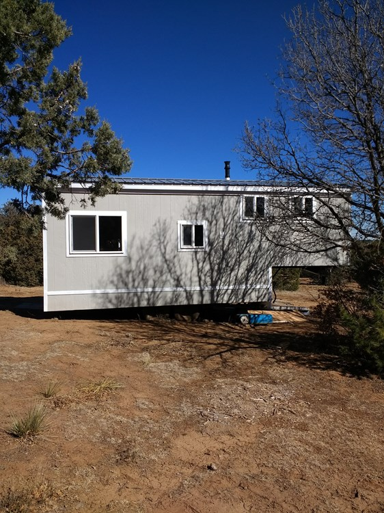 Tiny House with Private Bedroom plus Sleeping Loft - Move-In Ready, 226 sqft