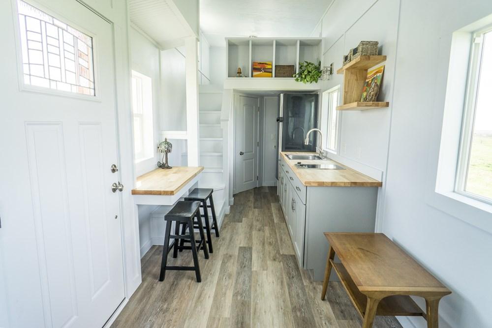 Tiny House For Sale Reduced 24 Trailblazer Turnkey