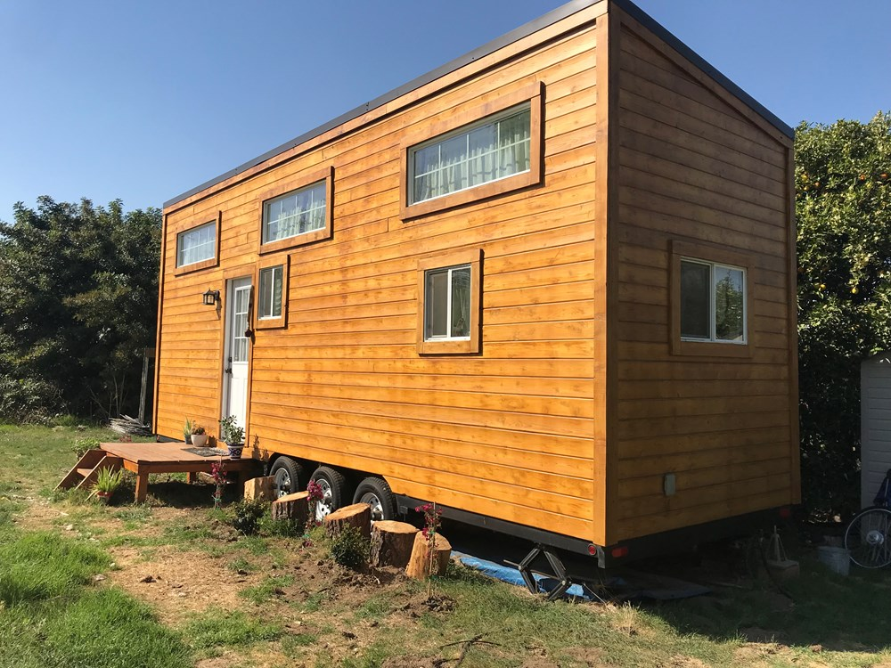 28' Orange Grove Tiny House 2