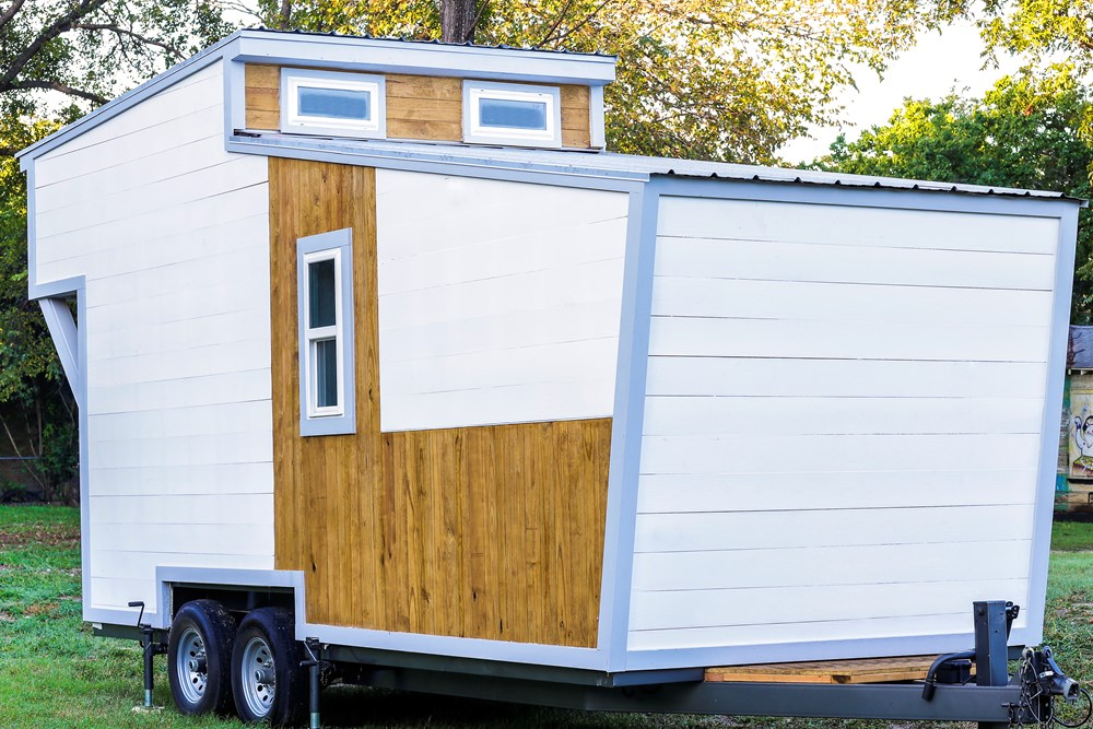 Modern Tiny Home! Ultra Lightweight! We Deliver!  2