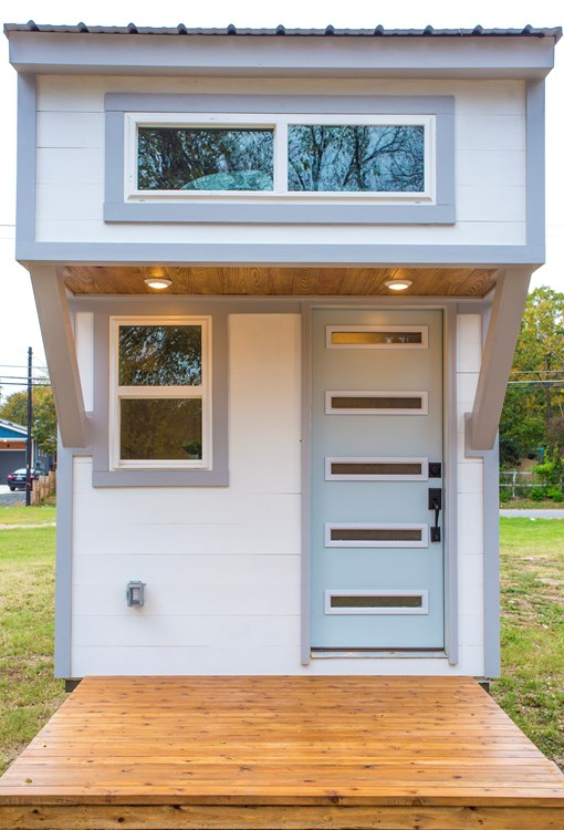 Modern Tiny Home! Ultra Lightweight! We Deliver!  1