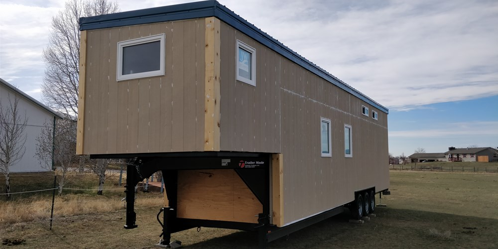 "43' Tiny House ""Mansion"" Shell"