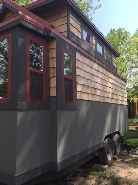 Tiny House For Sale Tiny Home On Wheels Trailer Rv
