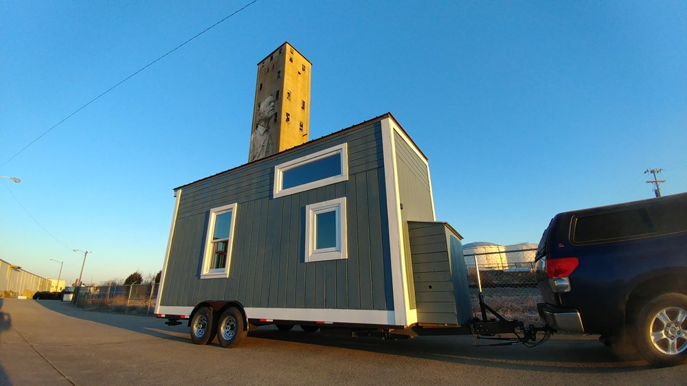Affordable tiny house!