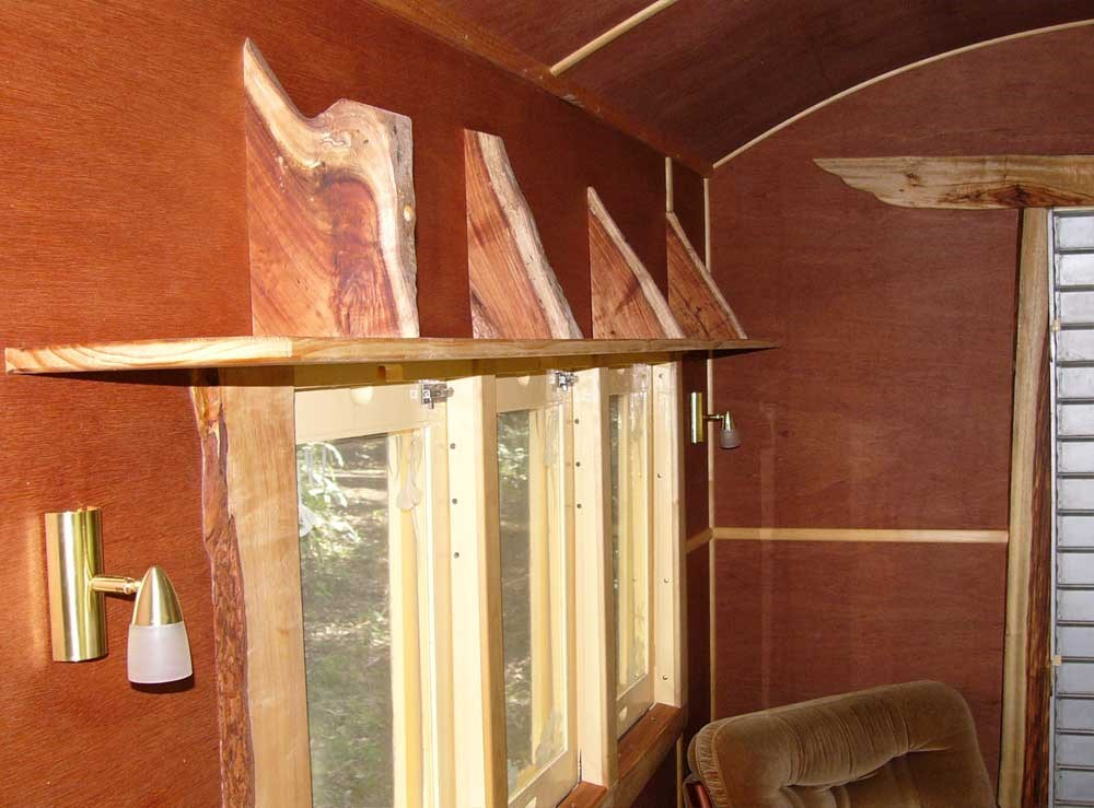 Vintage Railway Carriage - Tiny Renovated Queensland Rail Carriage CW317 6