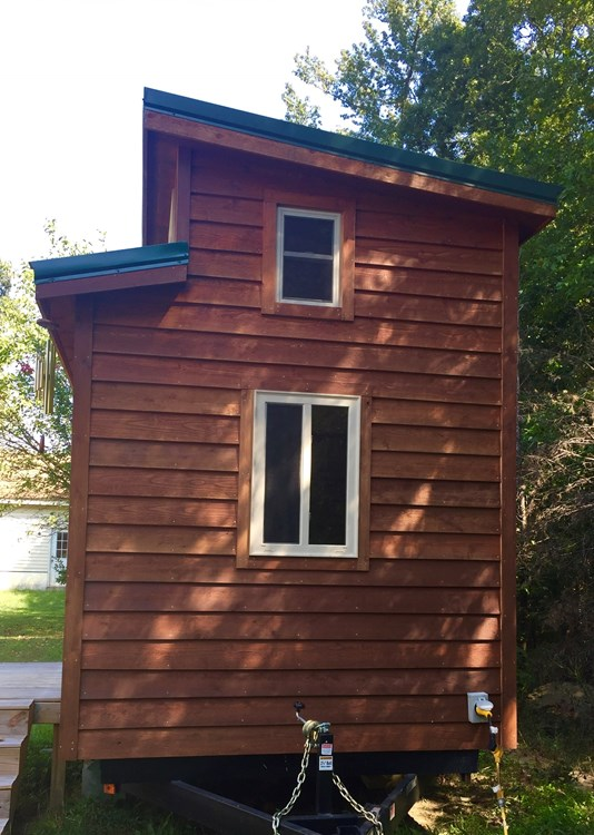 Custom Cider Box Tiny House 2