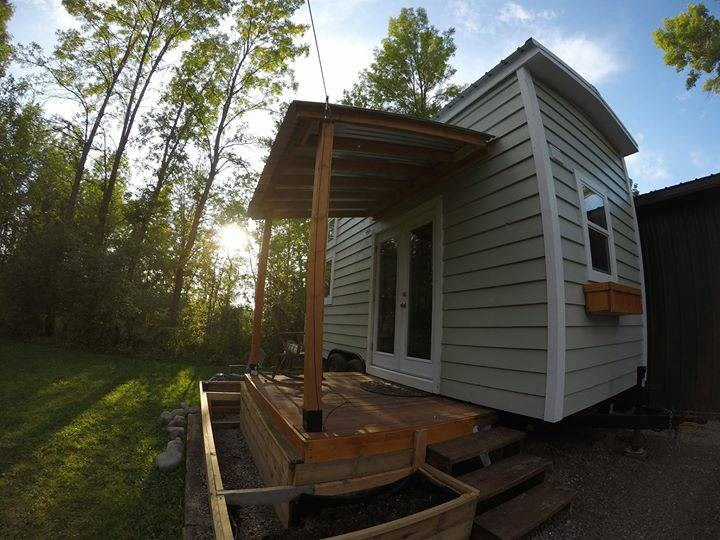 20 foot Tennessee Tiny Home for sale, even lower price! 2