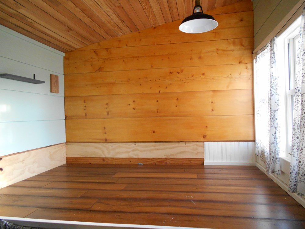 Over Door Heater >> Tiny House for Sale - New 230 sq. ft tiny house on