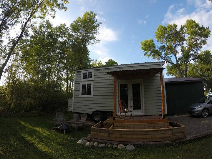 20 foot Tennessee Tiny Home for sale, even lower price! 1