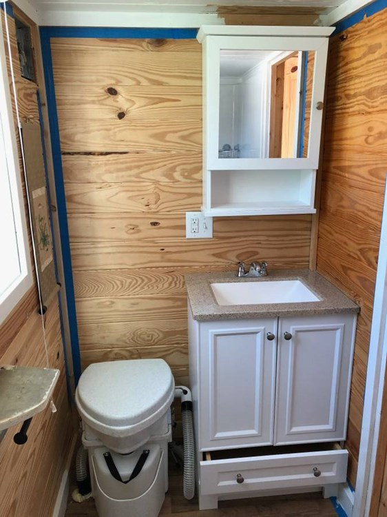 20 foot Tennessee Tiny Home for sale, even lower price! 18