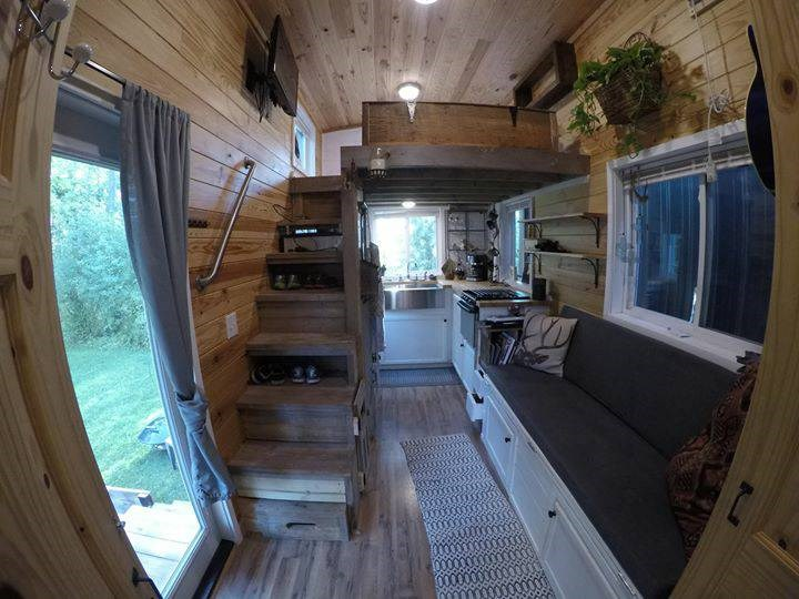 20 foot Tennessee Tiny Home for sale, even lower price! 4