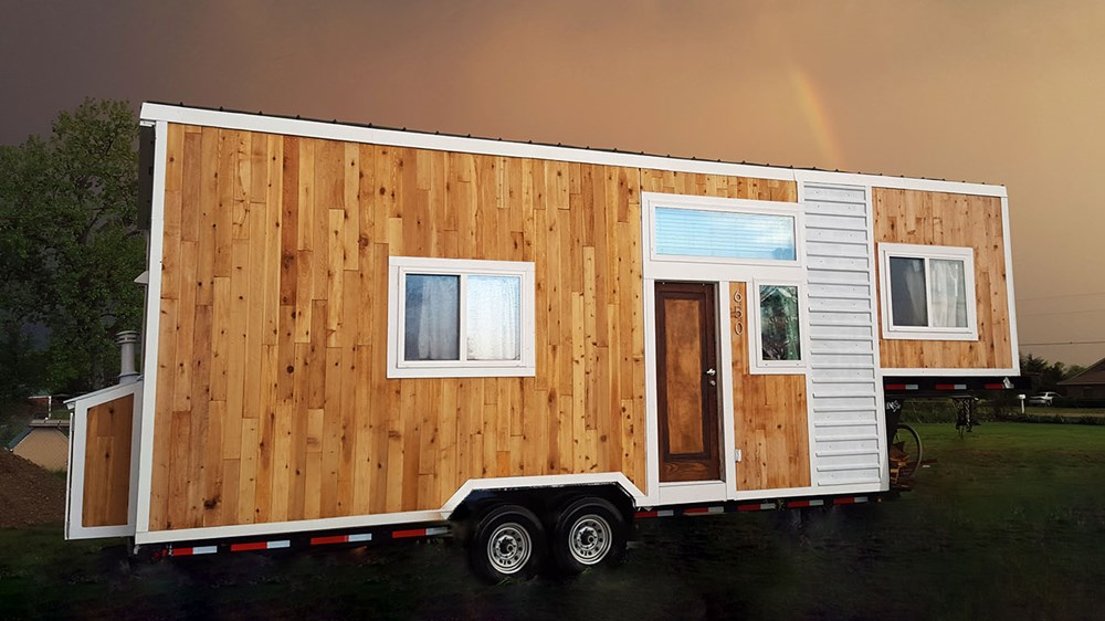 250 Sq Ft HGTV Featured Tiny House | Price Reduced!