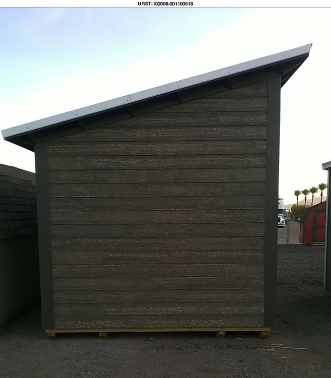 10' x 20' Tiny house shell, Studio, Casita or Office 8 FT , 2 x 6 walls with Raised Ceiling 12
