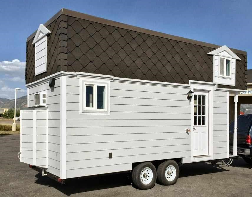 Tiny House  21.5 X 8.5    Ready To Move In!!   Cutom Built by Builder featured on the Tiny House Nation TV show