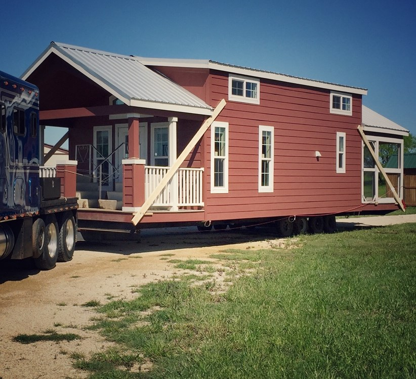 "Land For Sale Amarillo Tx >> Tiny House for Sale - Athens Park Model ""Tiny House"