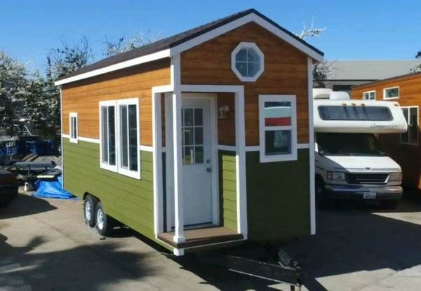 BRAND NEW TINY HOUSE COTTAGE 368 SQ FT IDEAL FOR GUEST HOUSE OR AIR BNB RESIDUAL RENTAL
