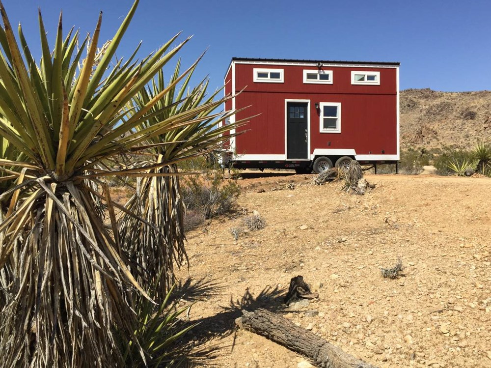 Prime Tiny House For Sale Upper Valley Tiny Home In Joshua Download Free Architecture Designs Xaembritishbridgeorg