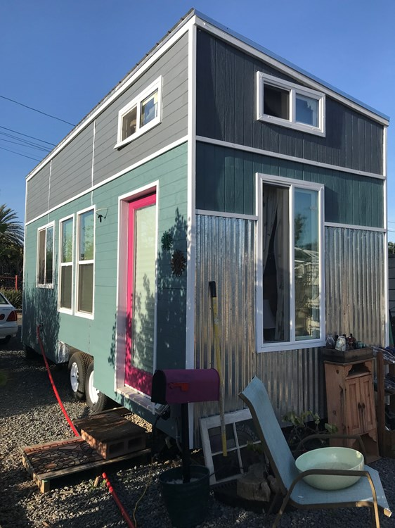 22ft Unfinished Tiny home Gem for sale