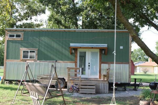 tiny houses for sale mn. 28 Ft Tiny Home On Wheels Houses For Sale Mn C