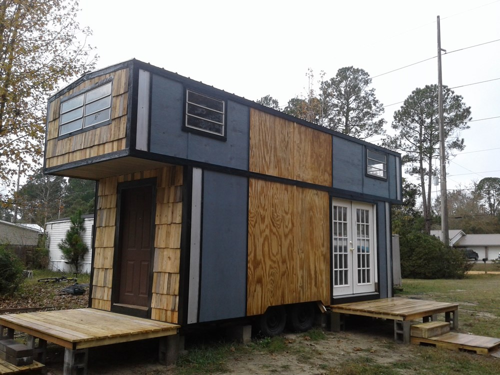 Tiny House For Sale Quot Double Loft Outback Quot Tiny House On
