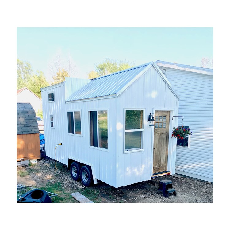 Tiny house for sale new construction farmhouse on wheels for New construction farmhouse