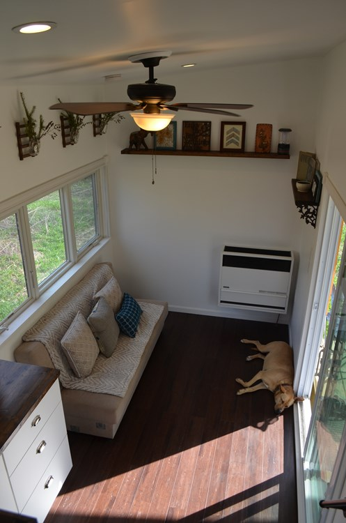 ***PENDING***   Beautiful 25ft Tiny House on Wheels for Sale in Upstate New York 2