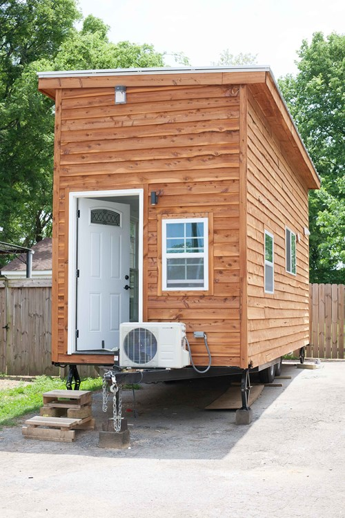 Brand New 8'x26' Tiny House for sale in Nashville 1