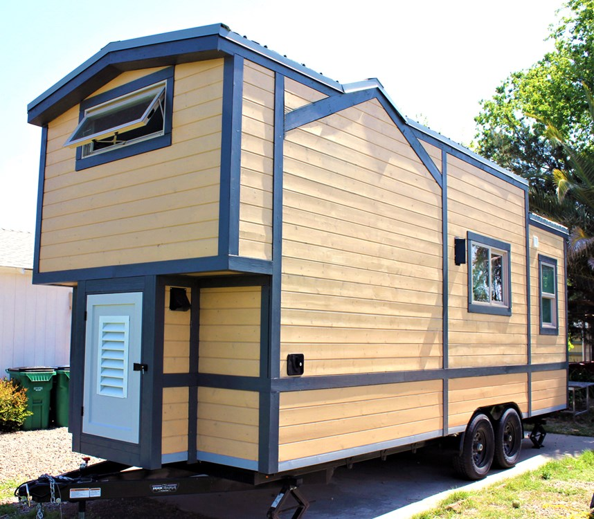 Luxurious Tiny House For Sale