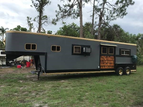 Beautiful tiny home/gypsy trailer