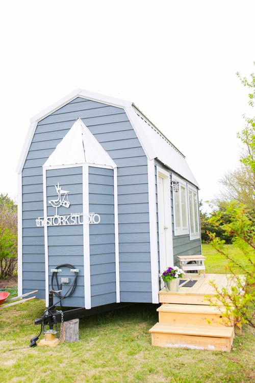 The Tiny House Studio The Could 3
