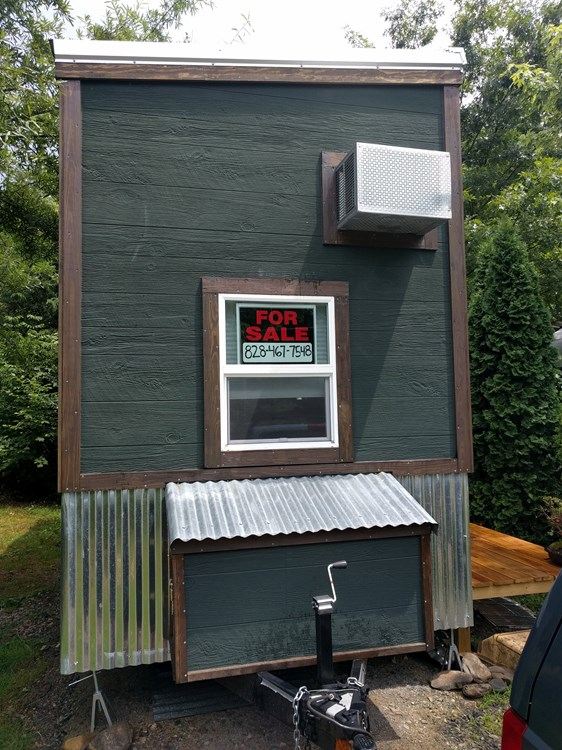 Tiny House For Sale Thow 22 Feet Long 36000