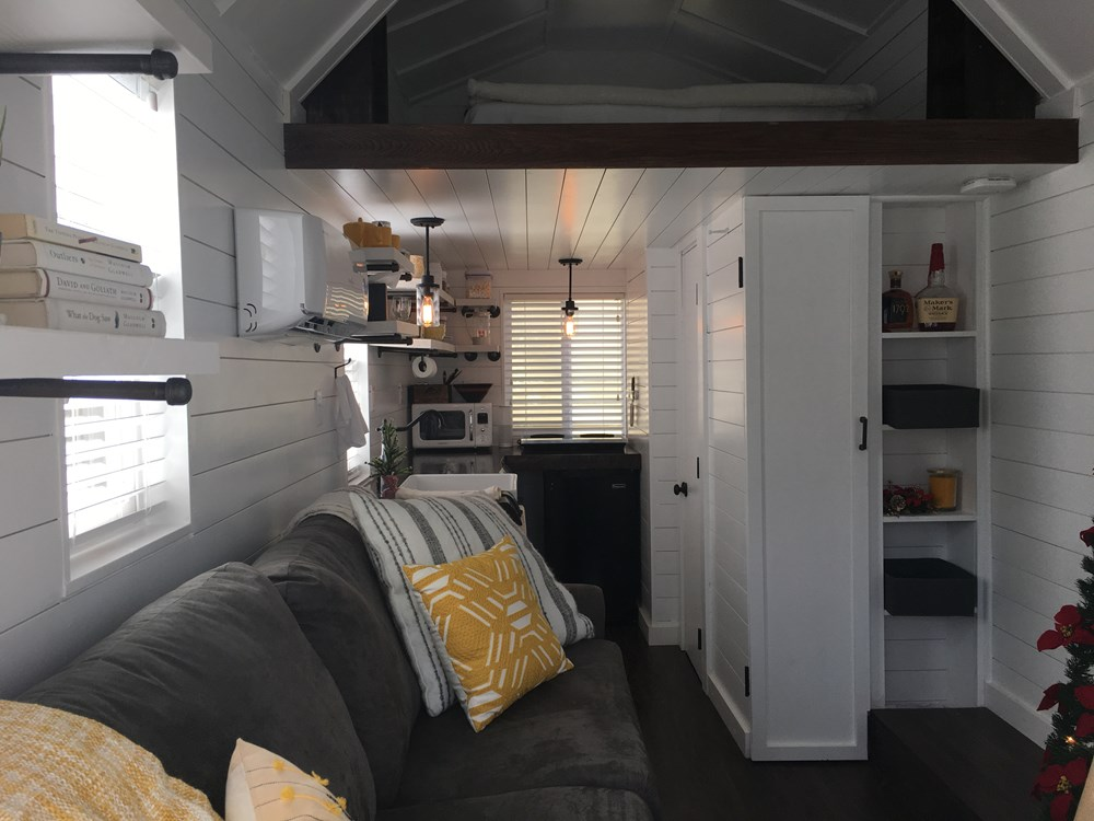 Brand New Modern Luxury Tiny Home 2
