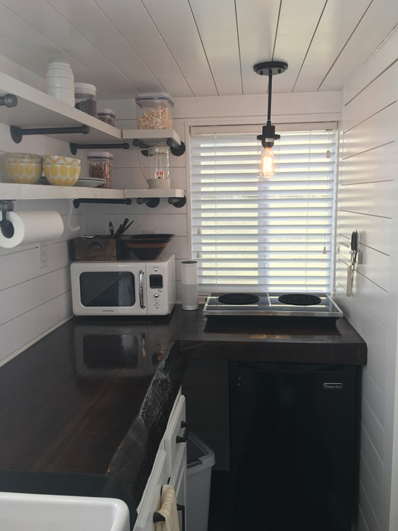 Brand New Modern Luxury Tiny Home 7