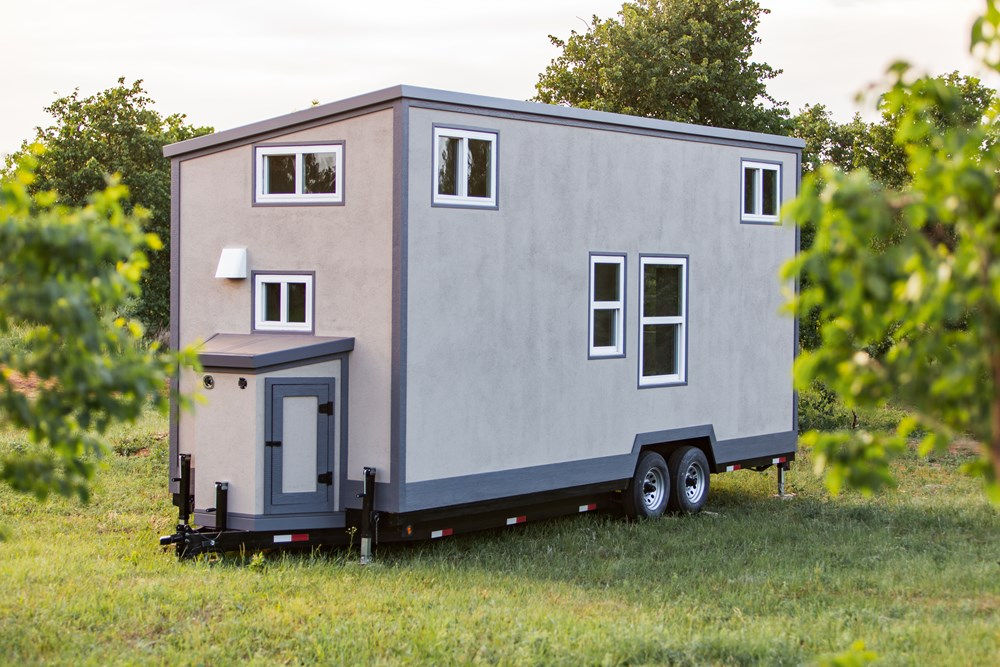 24' Efficient & Lightweight SIP Tiny House