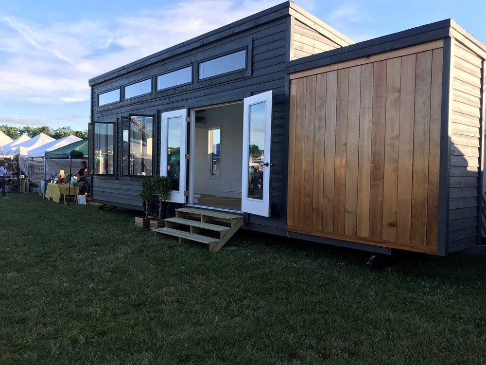 34ft Tiny House