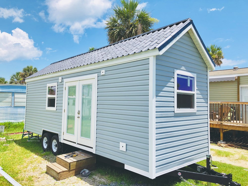 2017 Tiny Home Shell