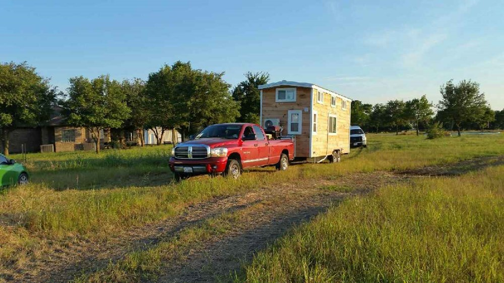 HGTV featured Tiny House on Wheels in DFW (24x8x13) - Price reduced 4/17/19 3