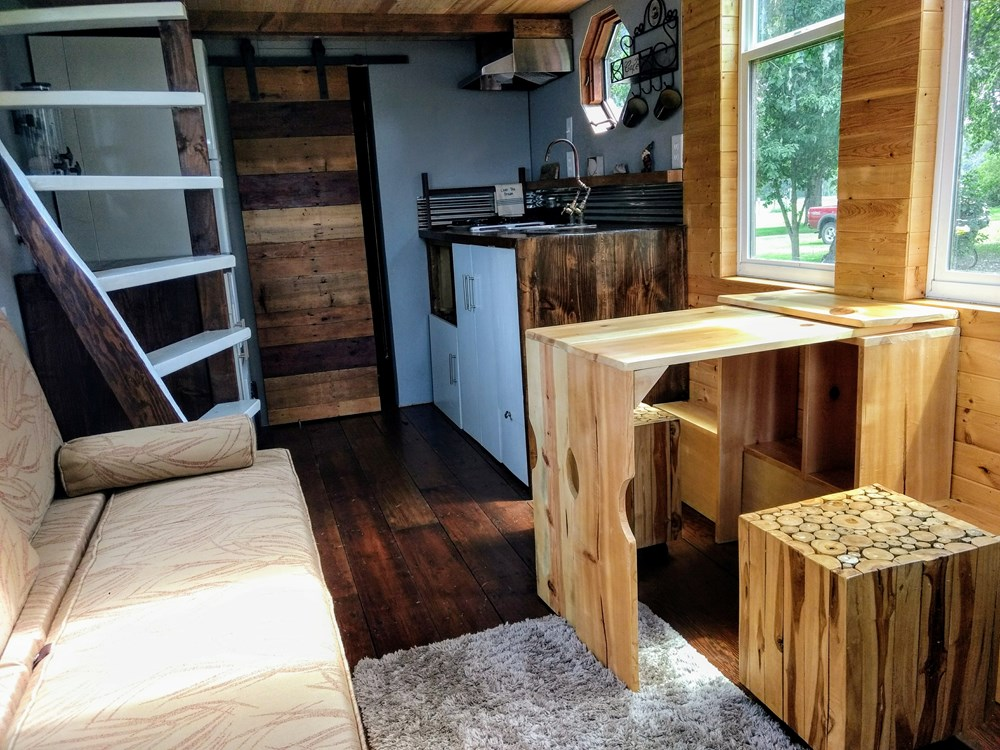 Custom One of a Kind Tiny Home 5