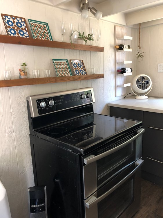 Tiny House For Sale Off Grid Ready Tiny House On Wheels