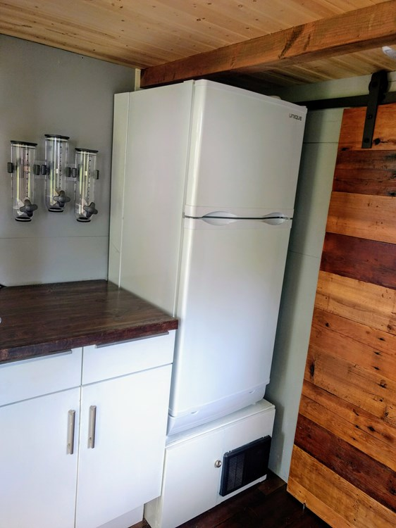 Custom One of a Kind Tiny Home 11