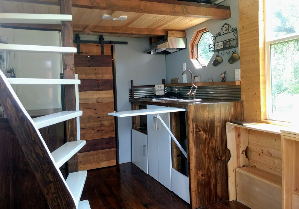 Custom One of a Kind Tiny Home 7