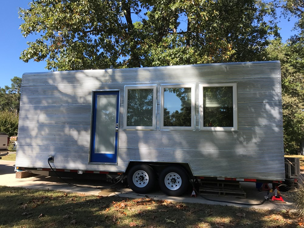 Tiny house for sale beautiful 24 39 off grid tiny house for 24 ft tiny house