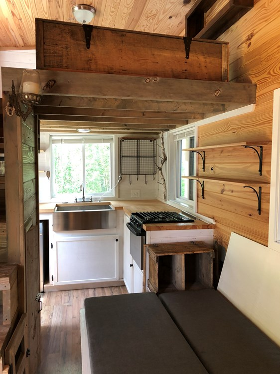 20 foot Tennessee Tiny Home for sale, even lower price! 27