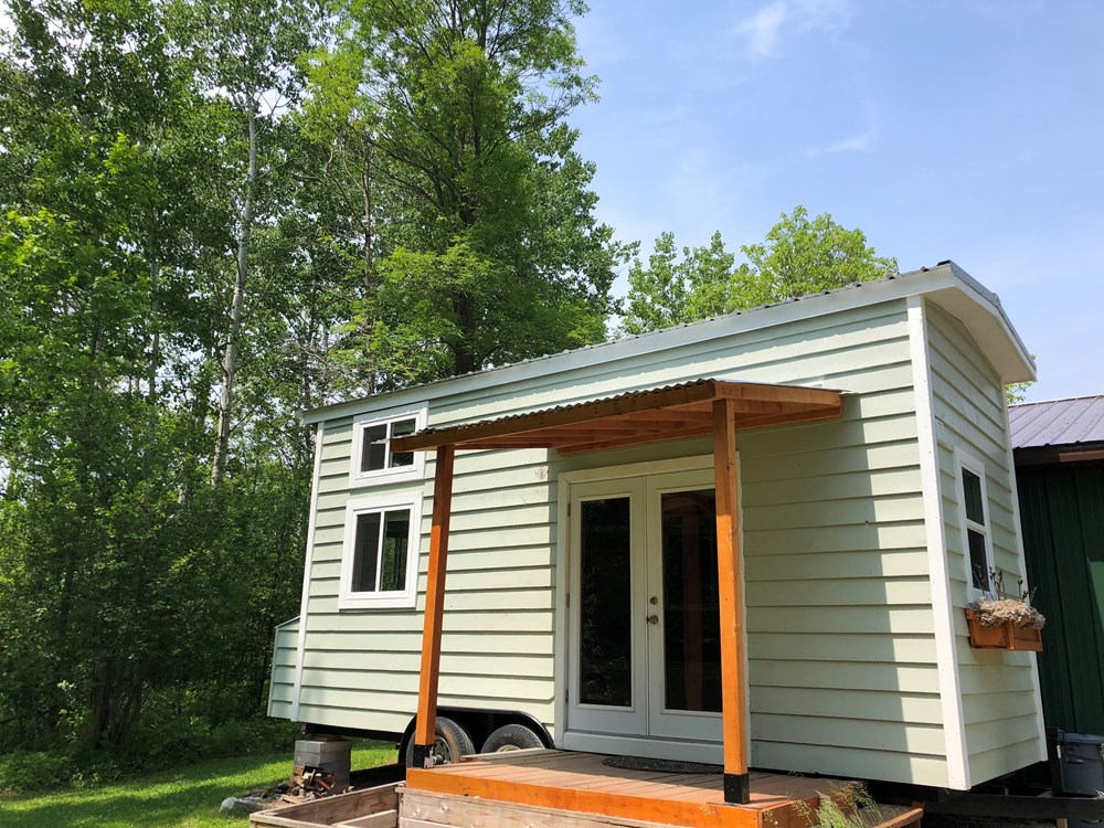 20 foot Tennessee Tiny Home for sale, even lower price! 24