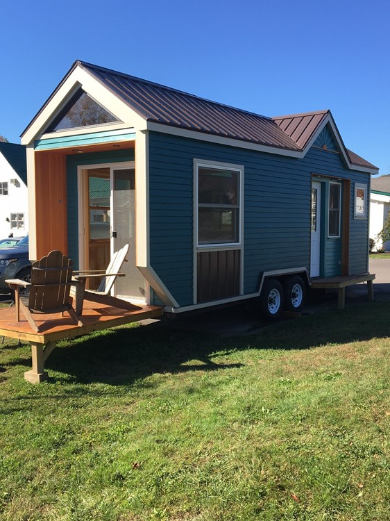 Custom Tiny House Ready to Go  1