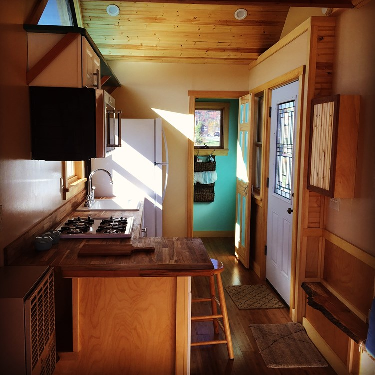 Custom Tiny House Ready to Go  2