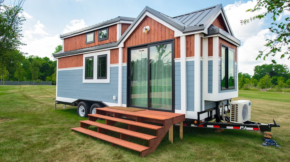 A Tiny Home To Help Tiny Tots